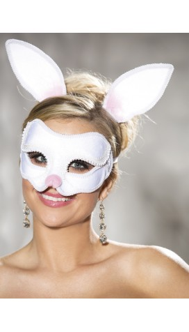 BUNNY MASK AND EAR SET